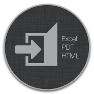 Export Crystal Reports to Excel and PDF