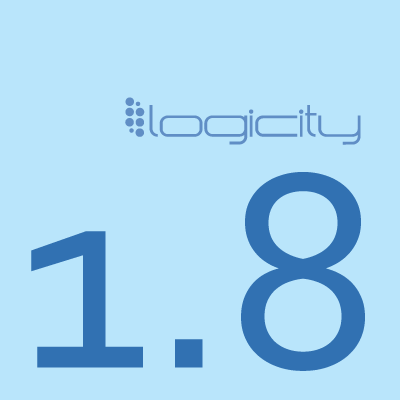 Logicity Crystal Reports Viewer v1.8 Now Available