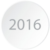 Logicity is a Crystal Reports viewer 2016 and is represented by a branding-styled circle with the year 2016 displayed
