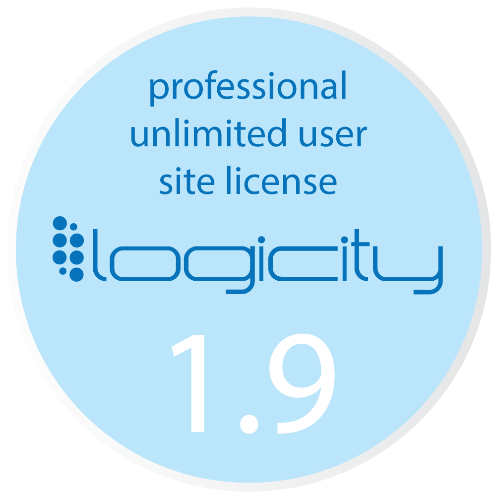 Logicity Professional 1.9 - Site License (Annual Fee)