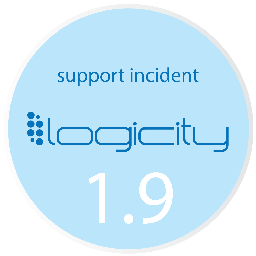 Logicity Crystal Reports Viewer & Scheduler - Support Incident