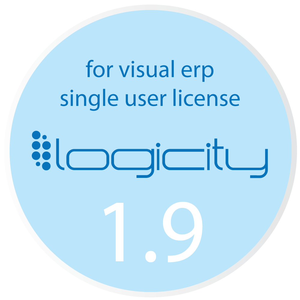 Logicity for VISUAL 1.9 - 1 User (Annual Fee)
